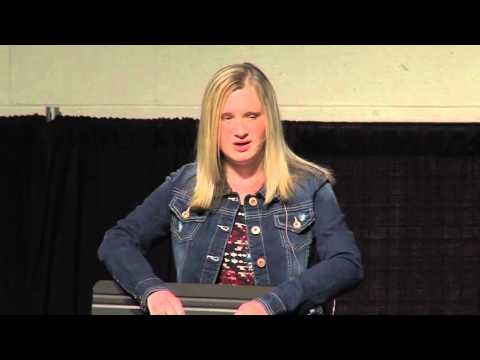 Self Advocacy- A State Of Mind | Abby Edwards | TEDxYouth@Dayton