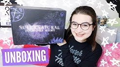 THE OFFICIAL SUPERNATURAL BOX | Winter 2019 Unboxing (CultureFly)