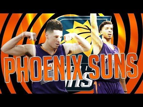 Phoenix Suns Young Players 2016-2017 Season Highlights // Booker, Ulis, Chriss, Warren, Bender