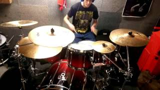 State Of Negation - Done My Own (Drum Rehearsal)
