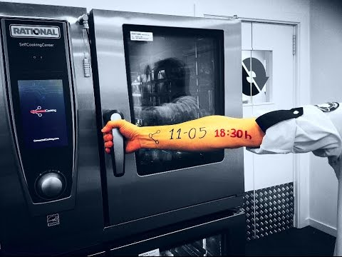 Conecta con tu cocina – RATIONAL ConnectedCooking