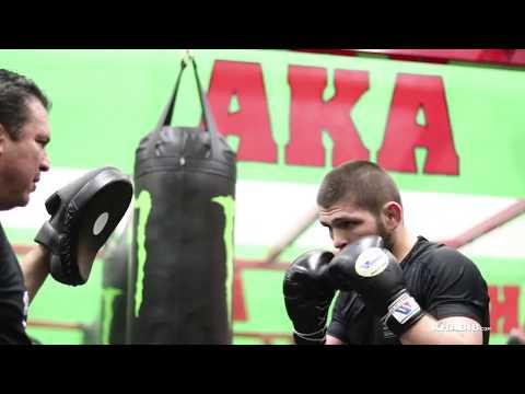 Training camp for UFC 223 - episode 1