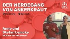 """Anne und Stefan Lemcke: """"Der Werdegang von Ankerkraut"""""""