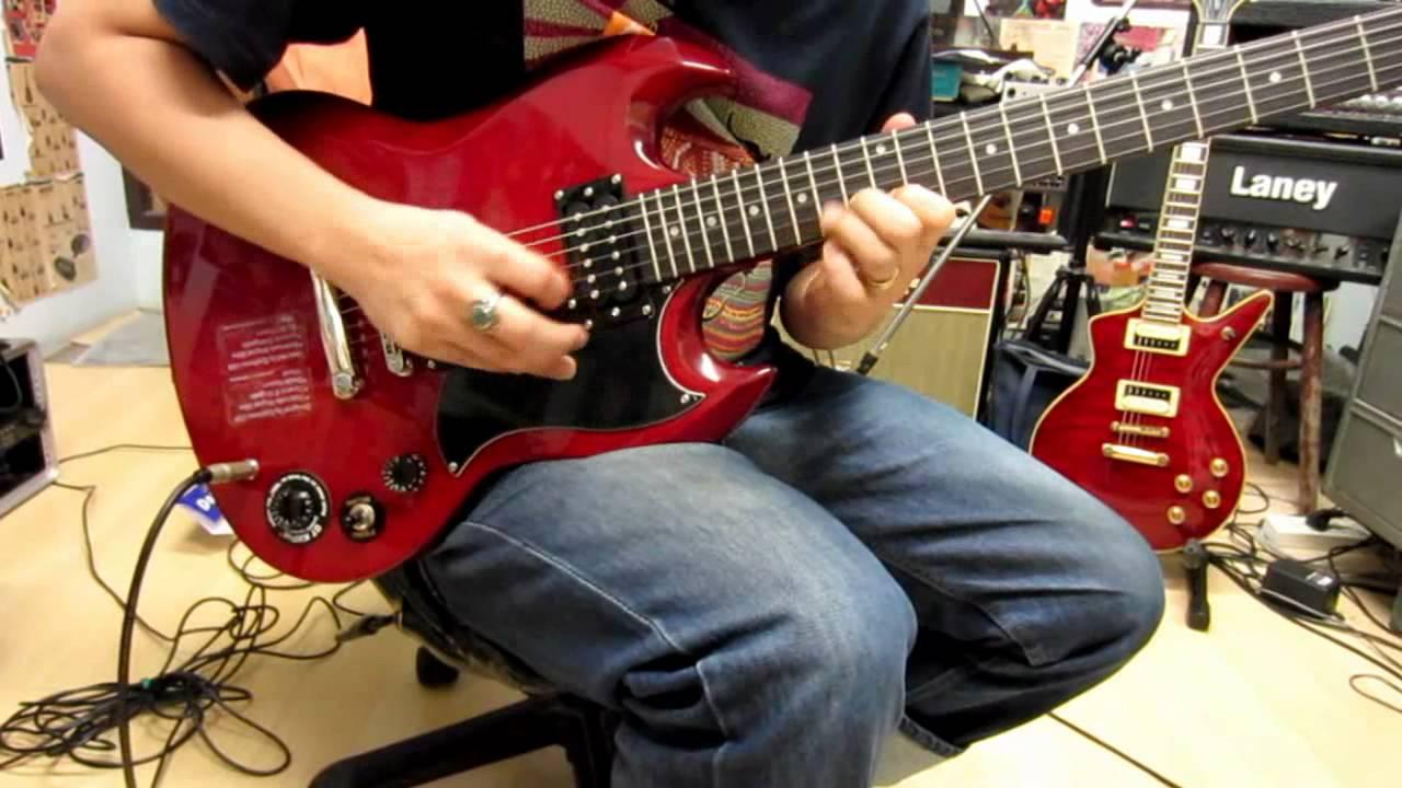 Epiphone Sg Special 2011 Guitar Demo