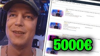 5000€ Amazon Shopping 💶 Kreditkarten Probleme?!🤔 MontanaBlack Stream Highlights