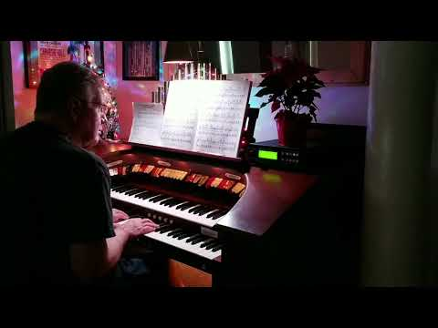 """""""Have Yourself A Merry Little Christmas"""" Allen Organ R211"""