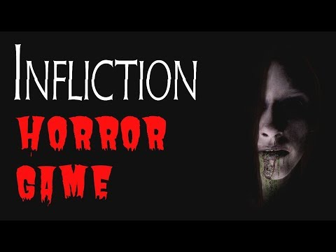 #1 || INFLICTION || HORROR GAME || !SPONSOR || !PAYTM || FUN LIVE STREAM || INDIA || HINDI