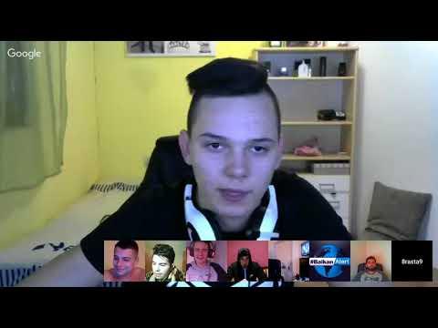 Nikola Coece /vs Balkan Alert,Ilija Benjak, Amir Hadzic, Juka,Vanimy,Mudja