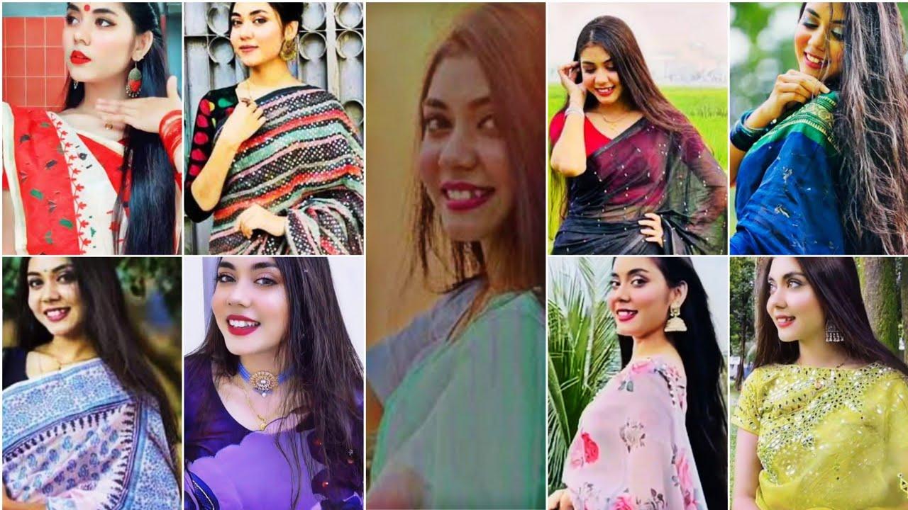 Download Noureen Afrose Piya all tiktok in saree. Noureen Afrose Piya new tiktok 2021 পিয়ার শাড়ি পড়া সব টিকটক