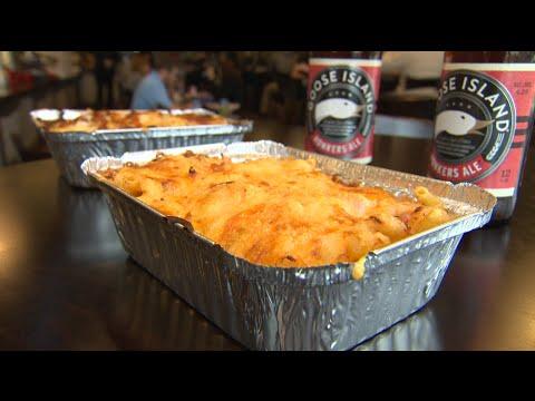 Chicago's Best Macaroni and Cheese: Calzone & Macaroni Co.