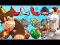 Mario + Rabbids Donkey Kong DLC - All Weapons
