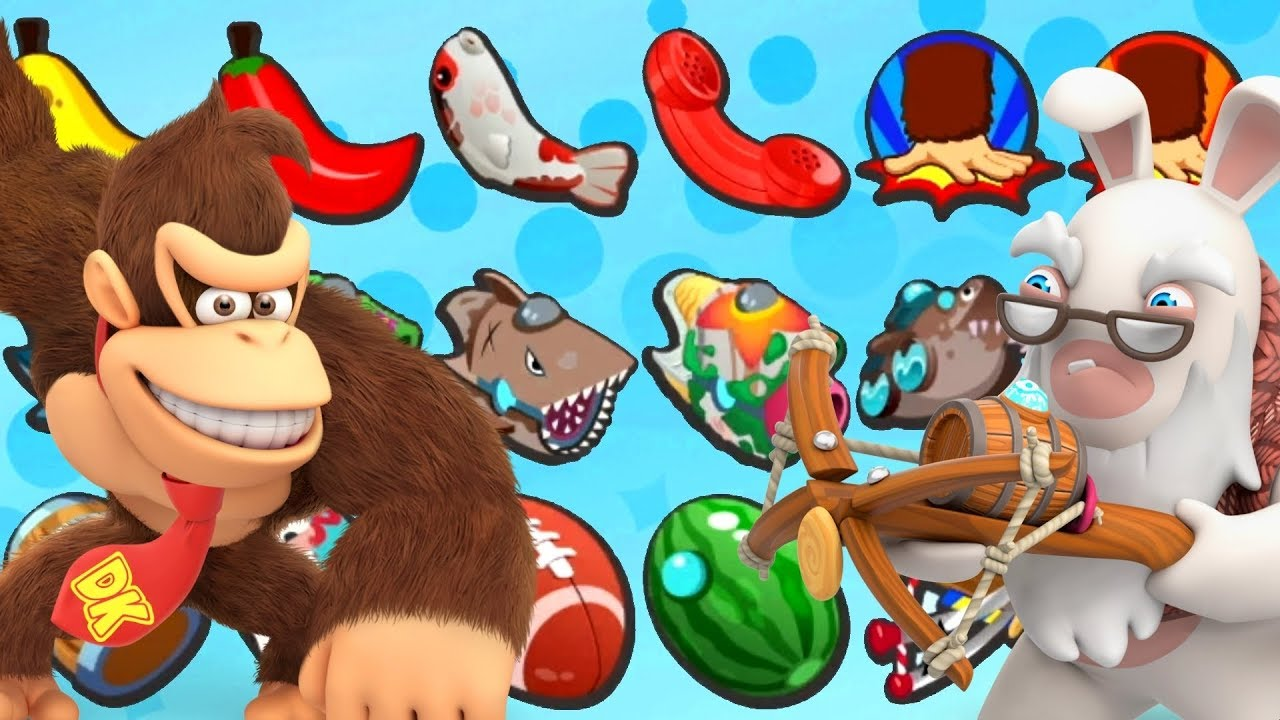 It is a photo of Crafty Donkey Kong Picture