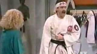Karate Teacher Comedy Jim Carrey