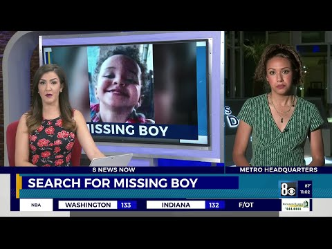 Nevada Child Seekers organizes search party for missing 2-year-old