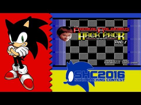 SHC 2016 Winner - The Radikal Ralakimus Hack Pack (WOW!) Vol.1