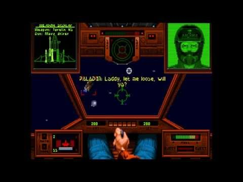 Early Space Games Using 3D Polygon Graphics
