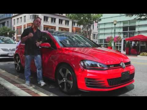 2015 VW Golf GTI Test Drive & Review