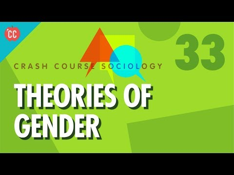 Theories Of Gender: Crash Course Sociology #33