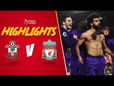 Incredible Mo Salah solo goal | Southampton 1-3 Liverpool | Highlights