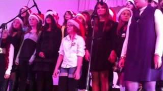 Chorale Sainte Marie - décembre 2011
