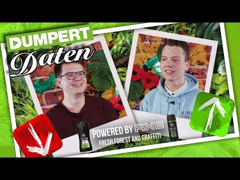 DUMPERT DATEN! Maarten + Tim