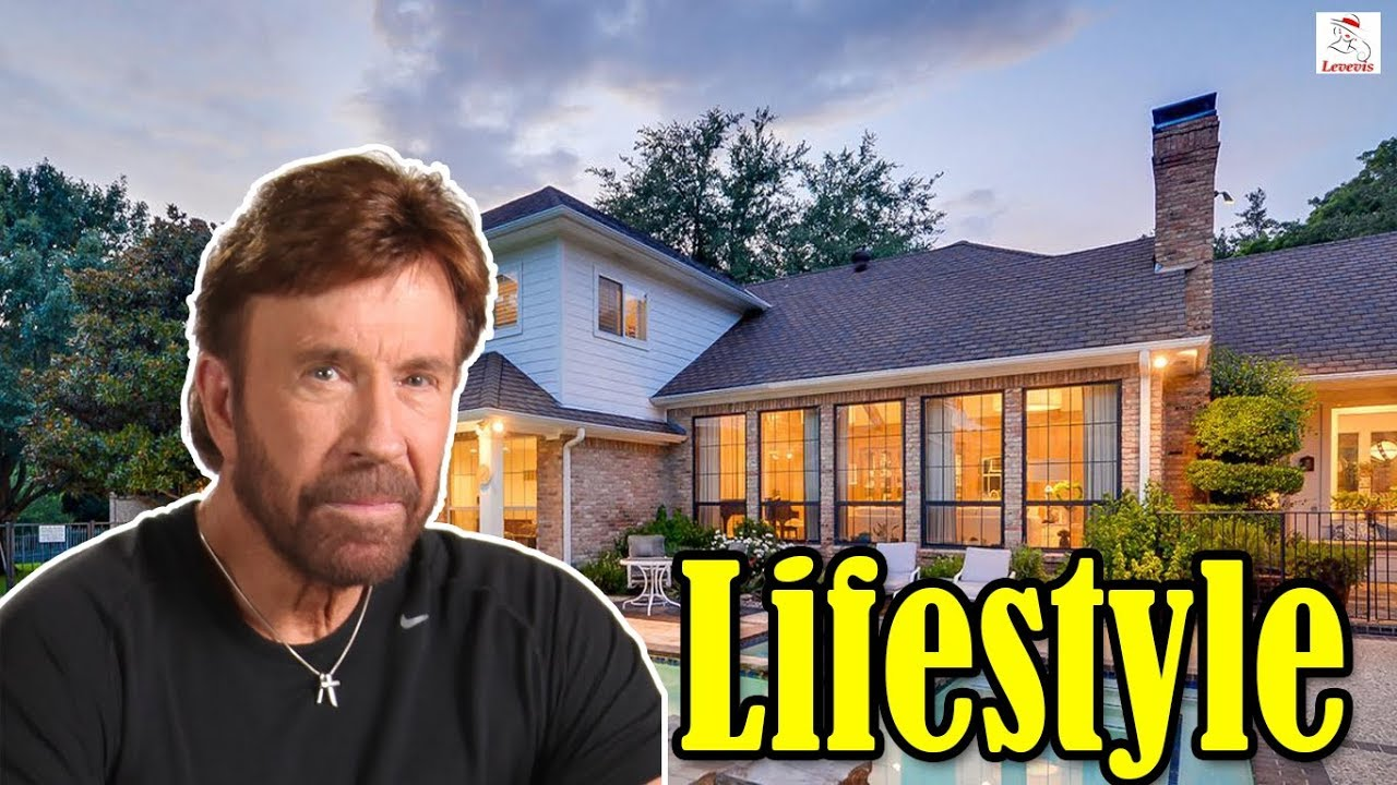 Chuck Norris Income, Cars, Houses, Lifestyle, Net Worth ...