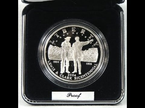Beautiful Lewis & Clark Silver Commemorative - Today's Alternative Investment