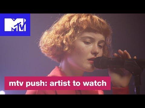 "Kacy Hill Performs ""Like A Woman"" | Push: Artist to Watch | MTV"