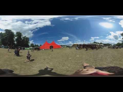 360º video fra Heartland: Talks Tent