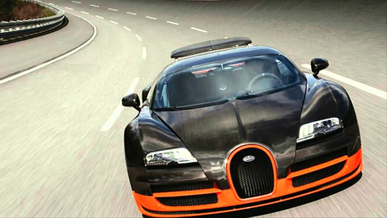 Bugatti Veyron Car - YouTube