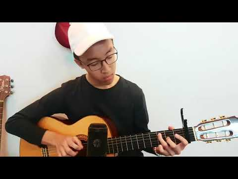 One Last Time-Ariana Grande (cover by Nigel Ng)