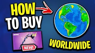 """How To Get """"Minty Pickaxe"""" From ANYWHERE in the World! (Buy Online)"""