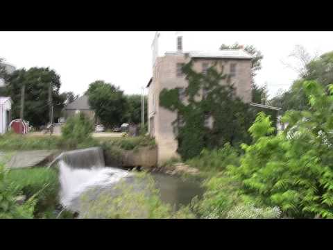 Joe Beam Mill in Port William Ohio at the Anderson Fork River