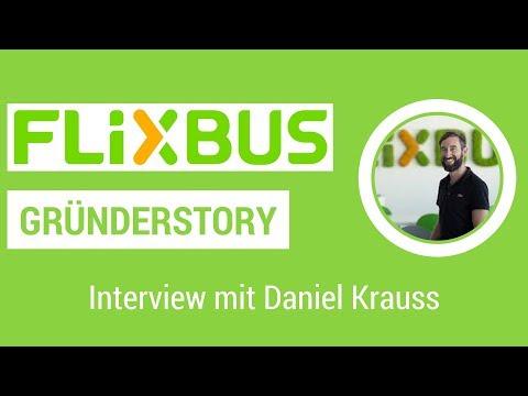 Best Podcast Interview mit Flixbus Gründer Daniel Krauss - Wie Flixbus startete / Pareto Prinzip