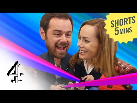 SHORTS: Two Players | Danny Dyer and Tara Palmer-Tomkinson | Channel 4 Shorts