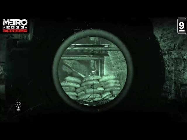 Like a Shadow in the Night ~ Metro 2033 Episode 9