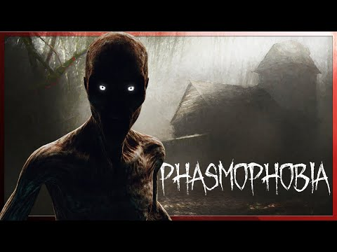 Ghost Hunting Gone EXTREMELY WRONG – Horrifyingly Hilarious Ghost Hunting Simulator – Phasmophobia