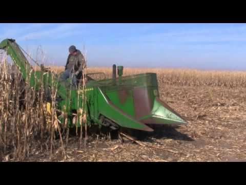 Antique harvest allows farmers to reminisce