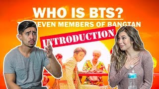 Who is BTS?: The Seven Members of Bangtan - COUPLES REACTION