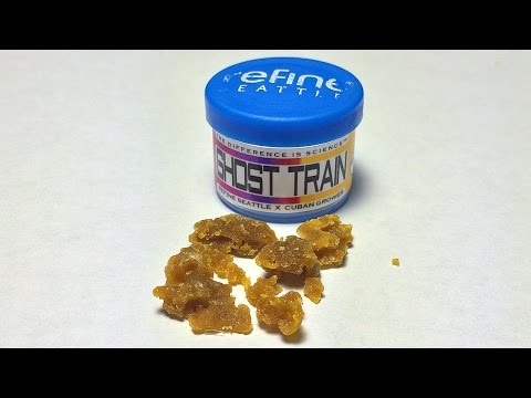 """Ghost Train Haze"" (Concentrate Review)"