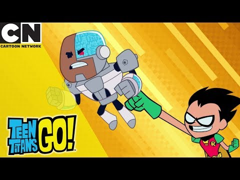 Teen Titans GO! | The Easter Bunny | Cartoon Network from YouTube · Duration:  2 minutes 49 seconds