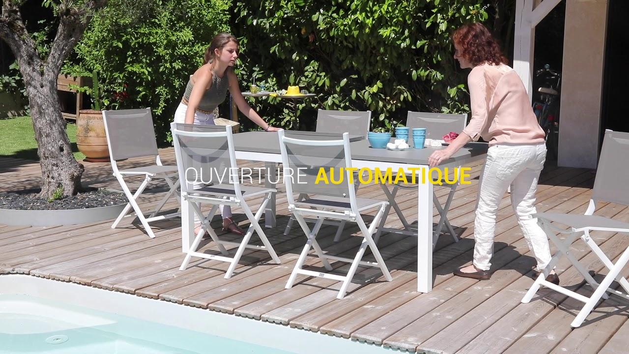 table trieste 180 240 cm