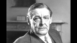 T.S. Eliot reads: The Waste Land