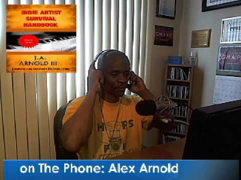 Live Conversation with Alex Arnold   30 May 2015