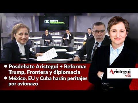 Aristegui en vivo 21 de Mayo