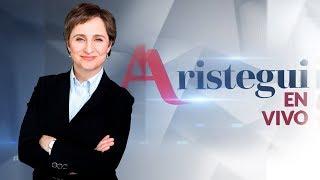 Aristegui Noticias live stream on Youtube.com
