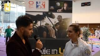 Interview - Réactions Escrime Challenge ARAMIS