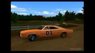The Dukes of Hazzard: Return of the General Lee - Gameplay Xbox (Xbox Classic)