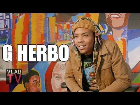 G Herbo Addresses Bibby's Chain Getting Stolen in CT, Groupie Stealing His Chain