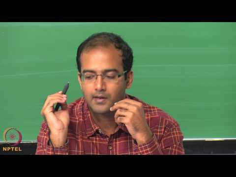 Micro and Nano scale energy transport-Week08lec03